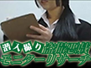 エロ動画:盗SATU悪戯モニターリサーチ:丸見えまんこ