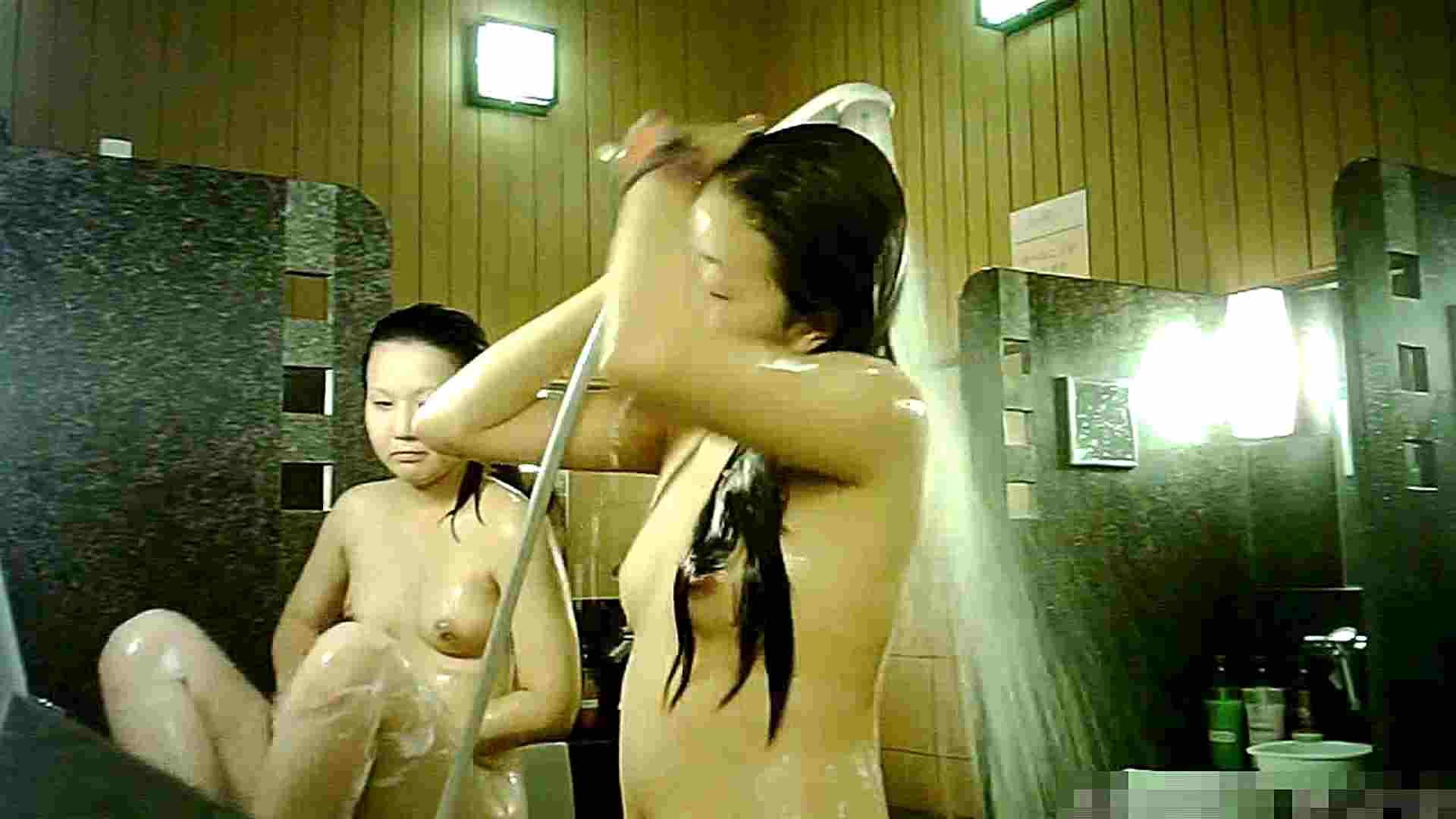 エロ動画:Vol.66 洗い場!シャンプーとリンスが切れてます・・・:怪盗ジョーカー