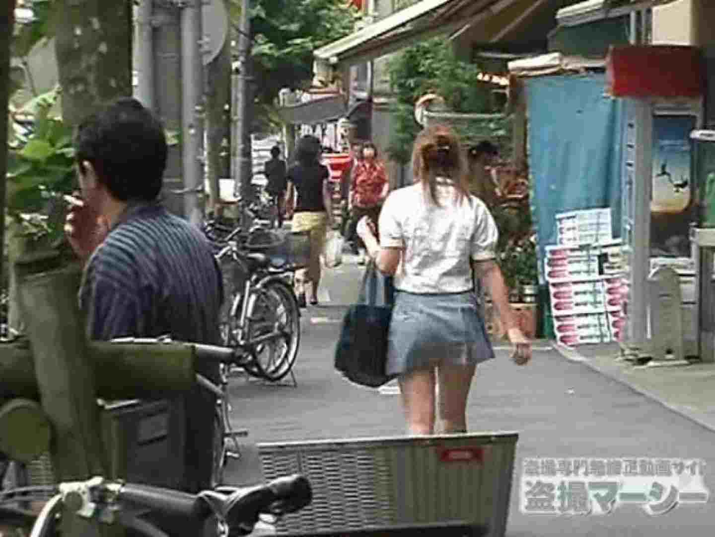 エロ動画:街パン 風のいたずら:のぞき本舗 中村屋
