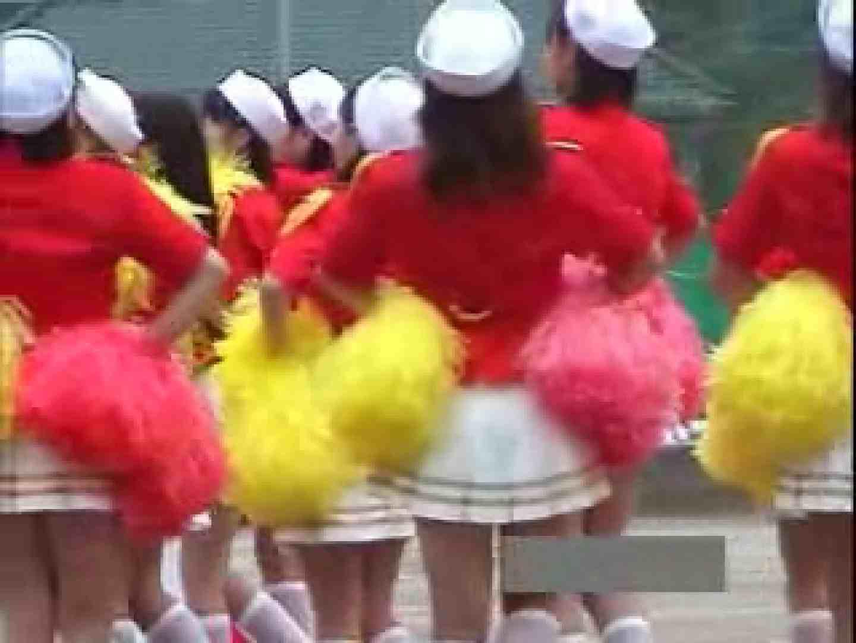 エロ動画:あぁ~愛くるしい嬢達!アンスコ全開! vol.14:のぞき本舗 中村屋