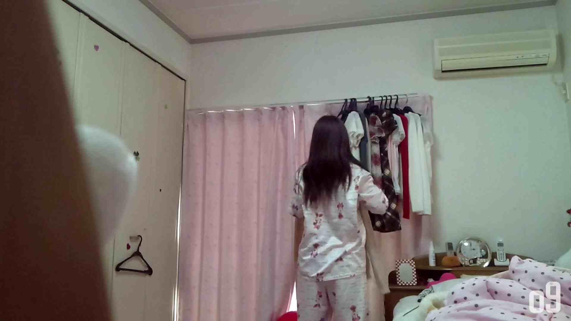vol.2 瑞希ちゃんの自宅公開!寝起きの着替え・・・ラリルそー 美女OL | 着替え  44連発 9