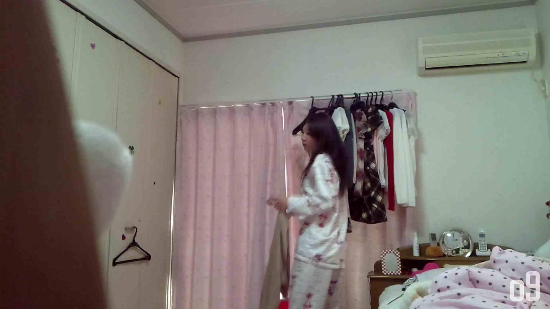 vol.2 瑞希ちゃんの自宅公開!寝起きの着替え・・・ラリルそー 美女OL | 着替え  44連発 11