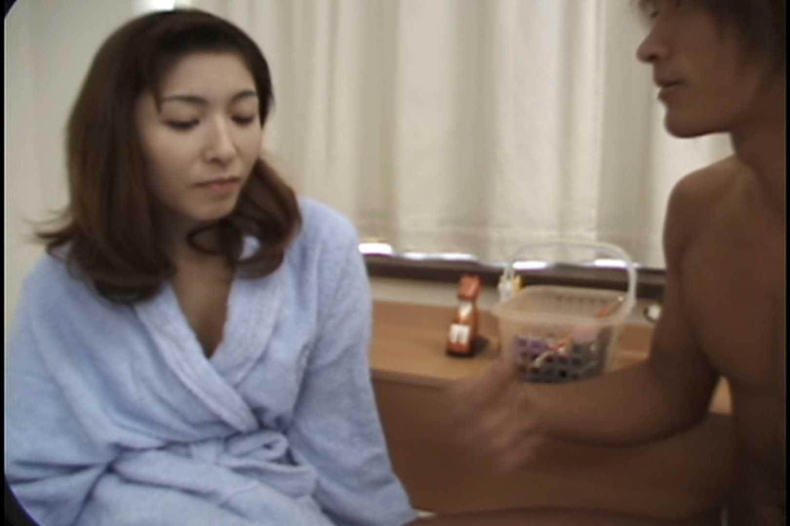 昼間の奥様は欲求不満 ~安田弘美~ SEXプレイ   おっぱい娘  73連発 31