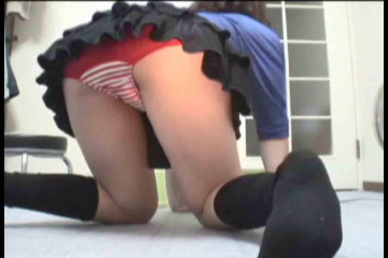 パンツ売りの女の子 けいちゃんvol.1 ぽっちゃり ワレメ動画紹介 67連発 32