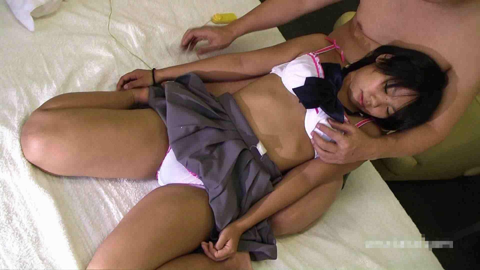 投稿素人 もえ18歳制服編 素人ギャル女 われめAV動画紹介 105連発 44
