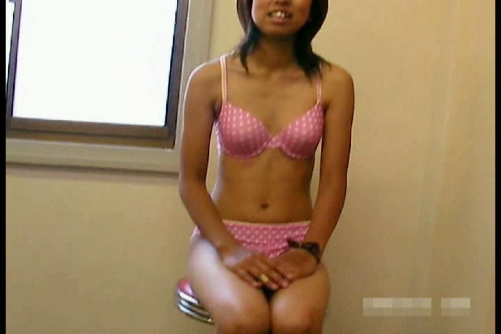 素人撮影 下着だけの撮影のはずが・・・エミちゃん18歳 マンコ映像 ワレメ動画紹介 105連発 29