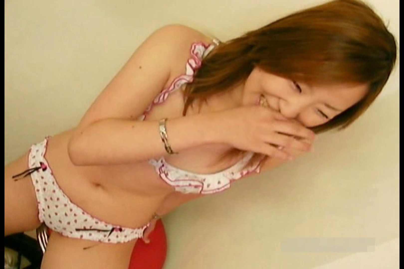素人撮影 下着だけの撮影のはずが・・・愛22歳 独占盗撮 ヌード画像 89連発 30