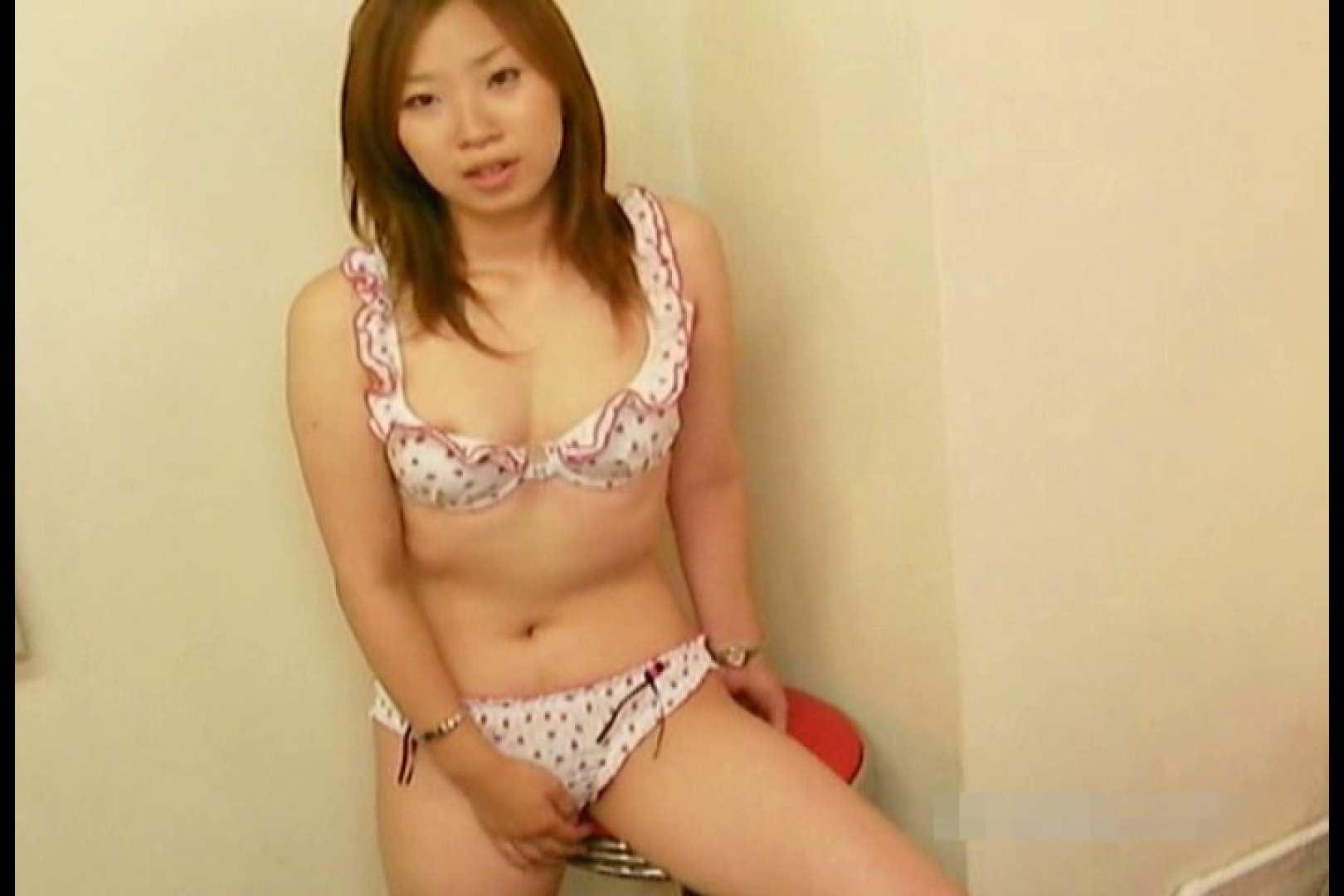素人撮影 下着だけの撮影のはずが・・・愛22歳 おっぱい娘 | 丸見え  89連発 33