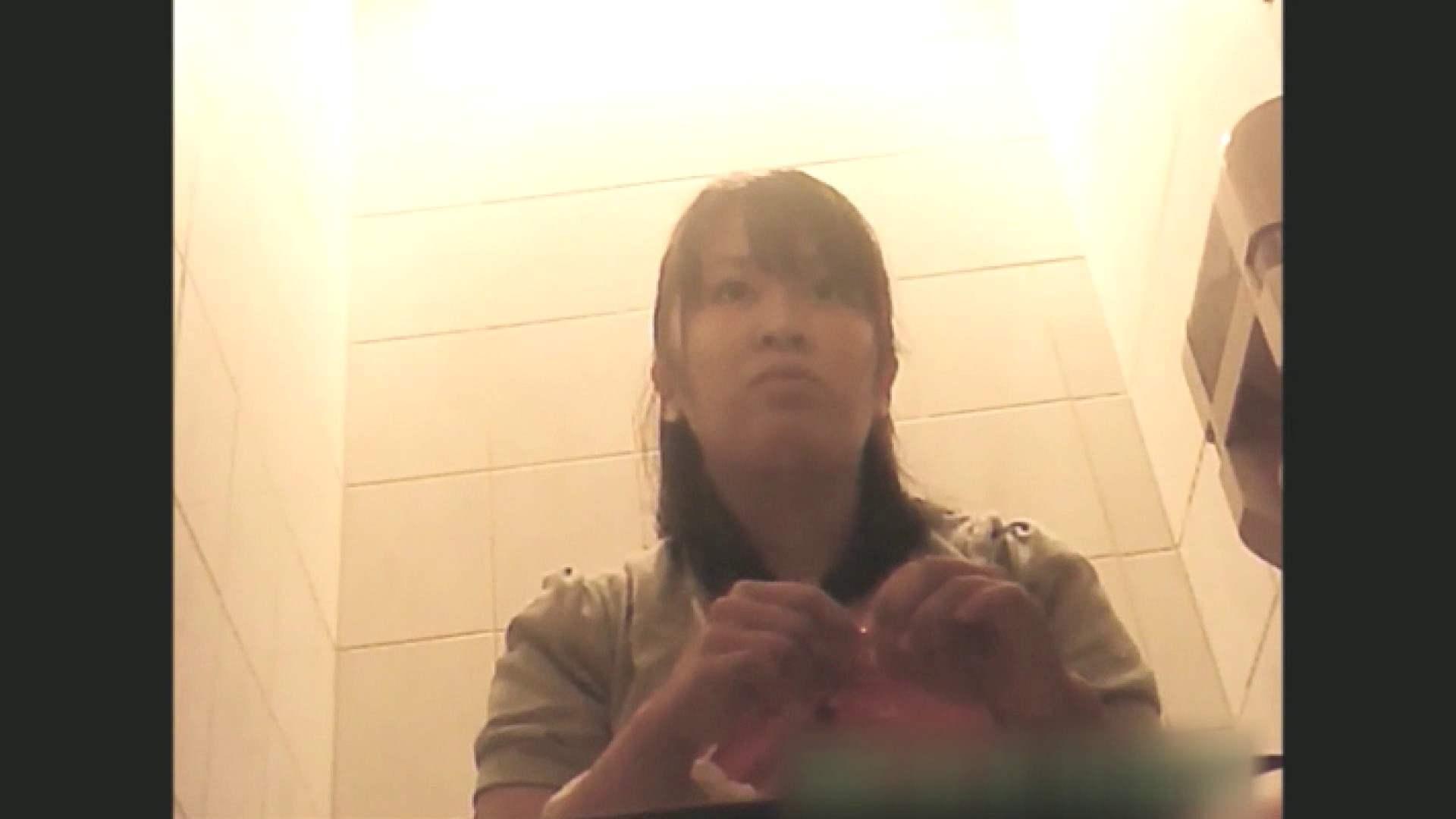 実録!!綺麗なお姉さんのトイレ事情・・・。vol.1 ナプキン  63連発 24