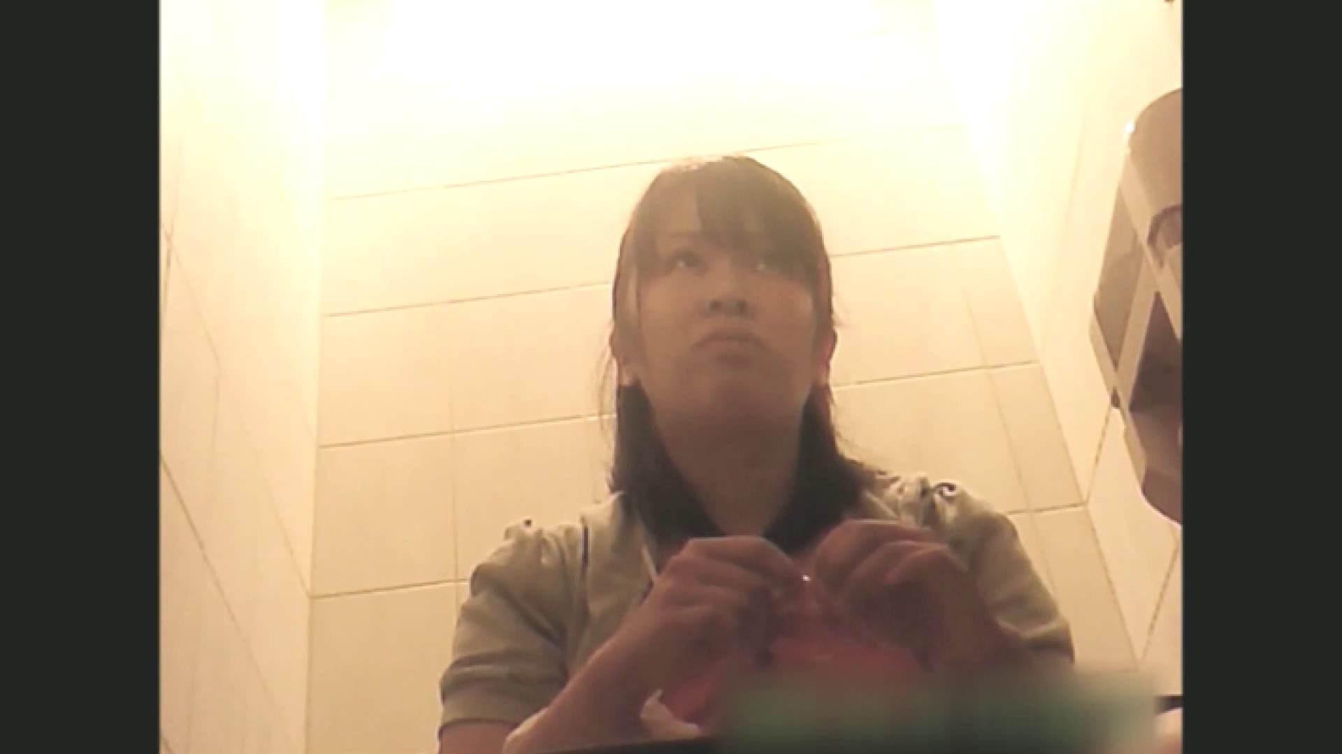 実録!!綺麗なお姉さんのトイレ事情・・・。vol.1 ナプキン  63連発 27