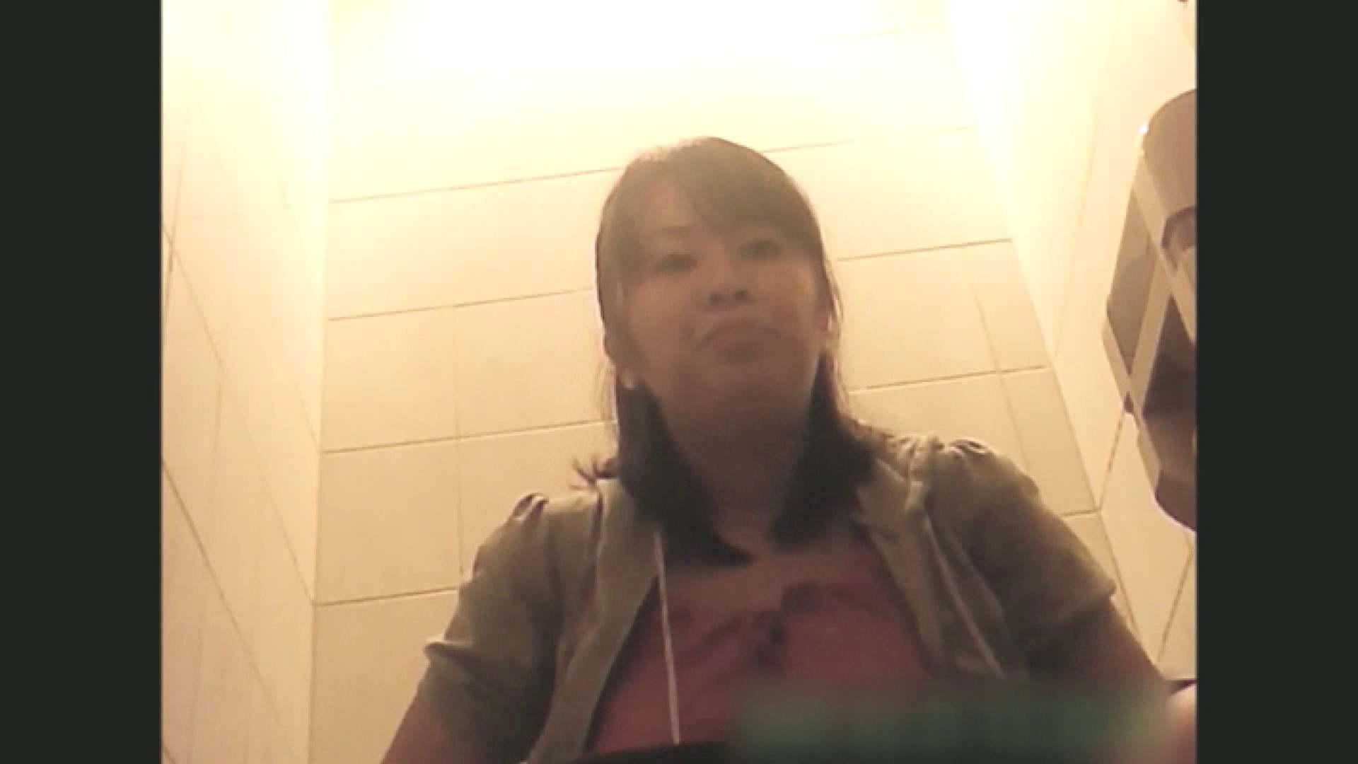 実録!!綺麗なお姉さんのトイレ事情・・・。vol.1 ナプキン  63連発 33