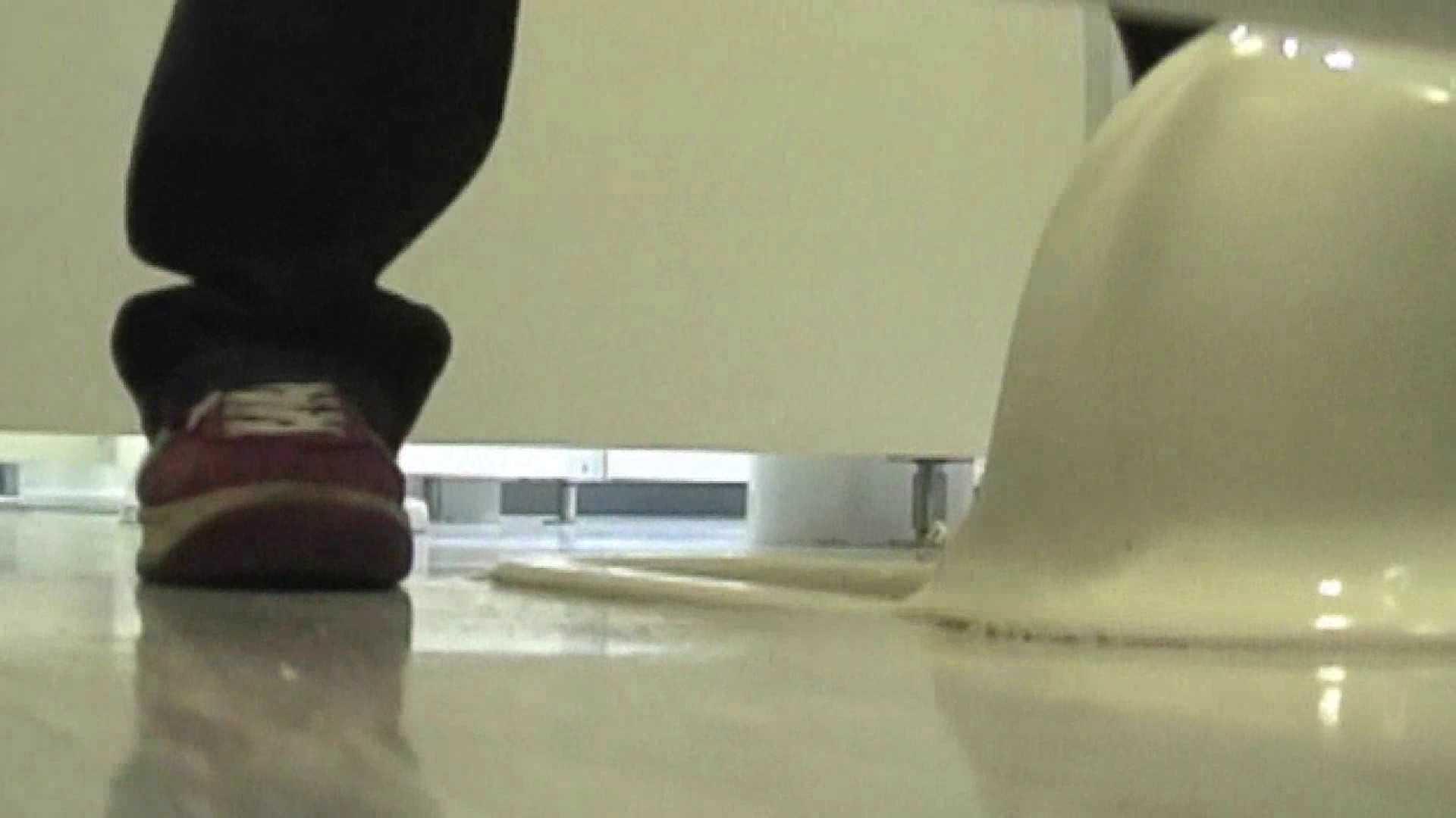 キレカワ女子大生の秘密の洗面所!Vol.004 放尿シーン のぞき動画画像 65連発 13