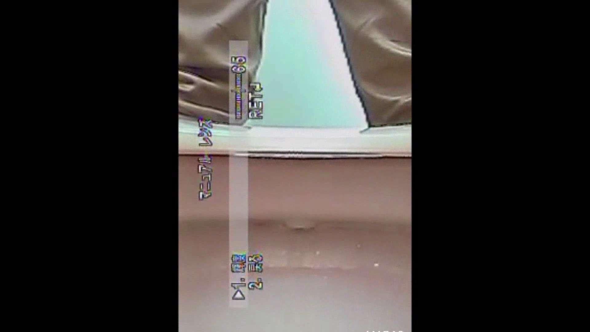 キレカワ女子大生の秘密の洗面所!Vol.021 洗面所 | バックショット  50連発 1