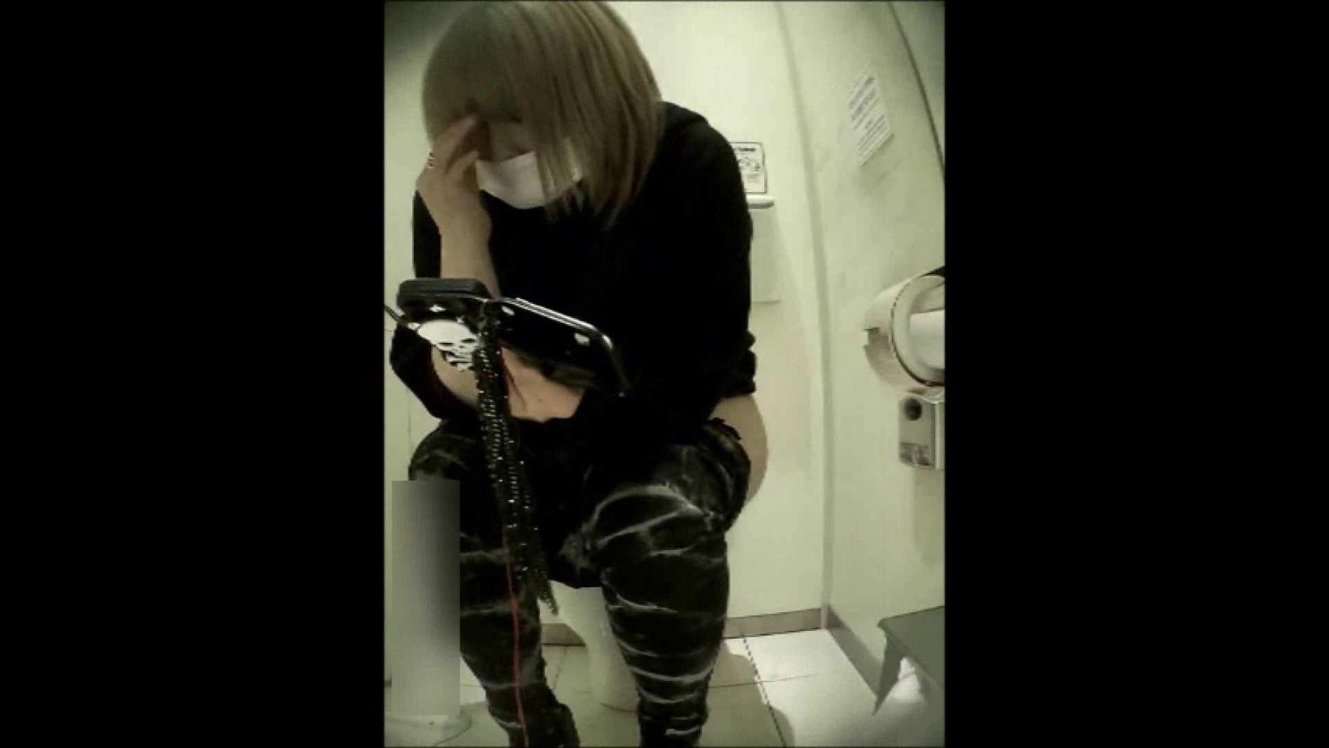 洗面所盗撮~隣の美人お姉さんVol.13 洗面所 のぞき動画画像 97連発 60