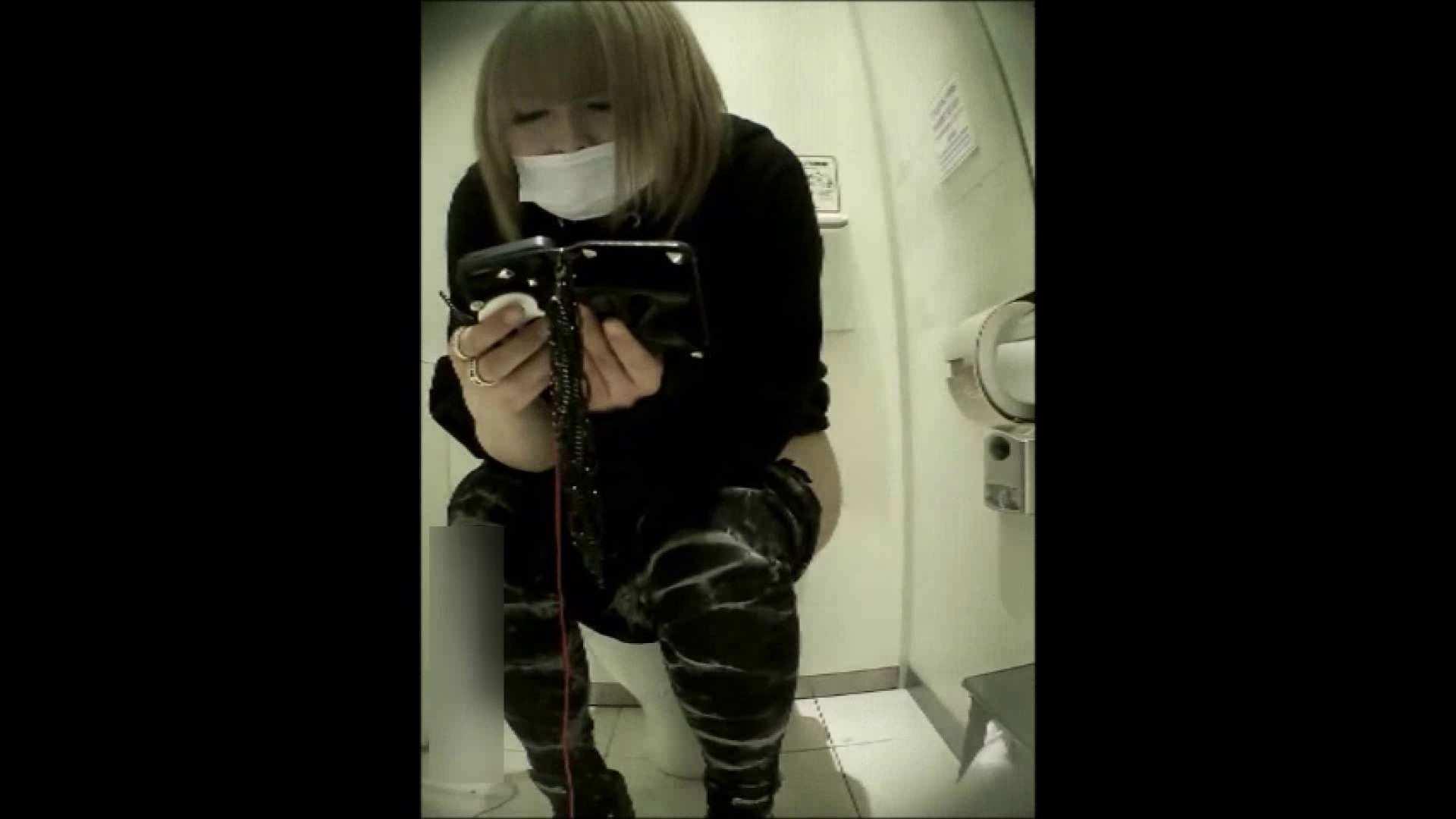 洗面所盗撮~隣の美人お姉さんVol.13 洗面所 のぞき動画画像 97連発 74