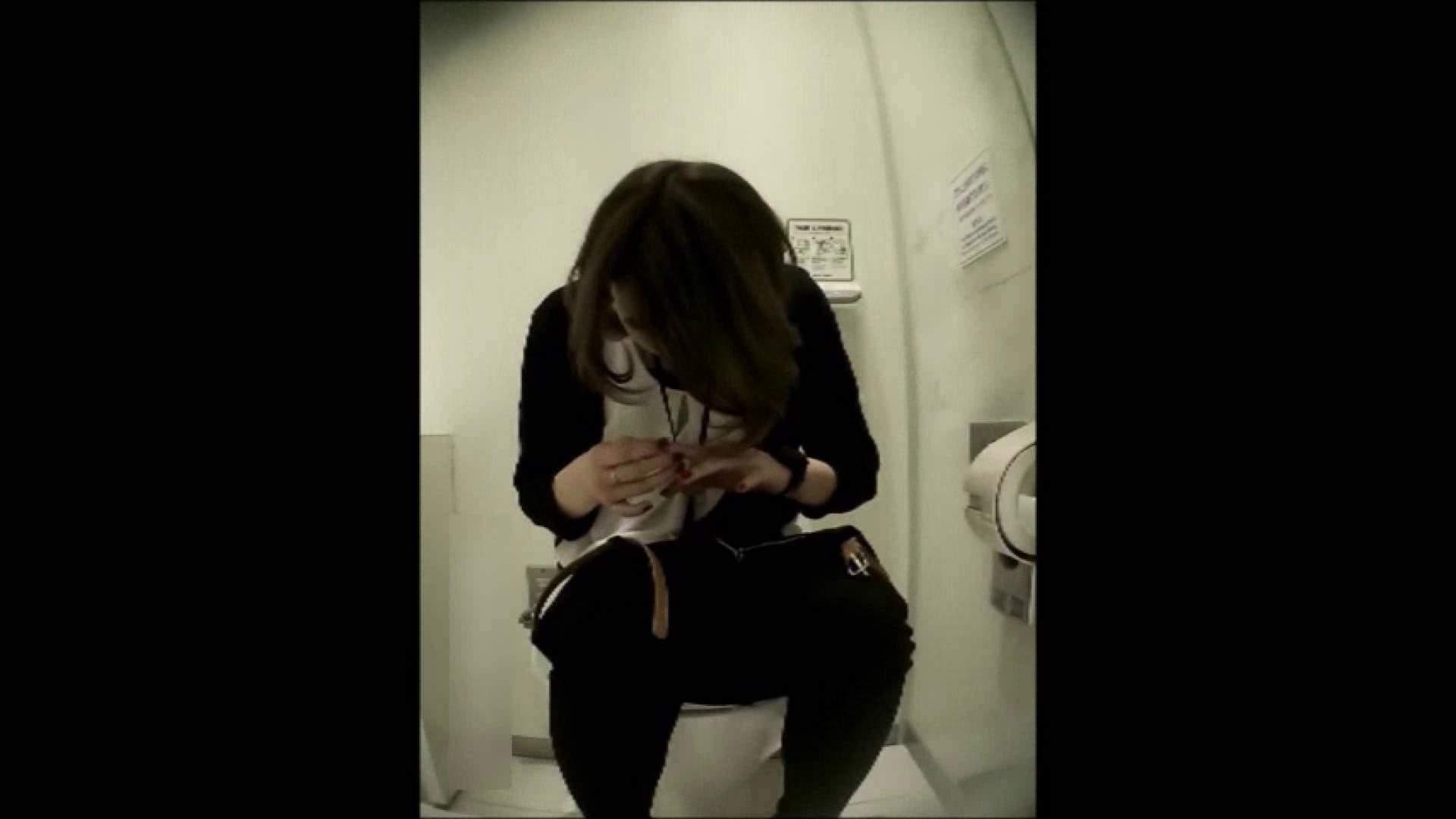 洗面所盗撮~隣の美人お姉さんVol.21 洗面所 ぱこり動画紹介 110連発 10