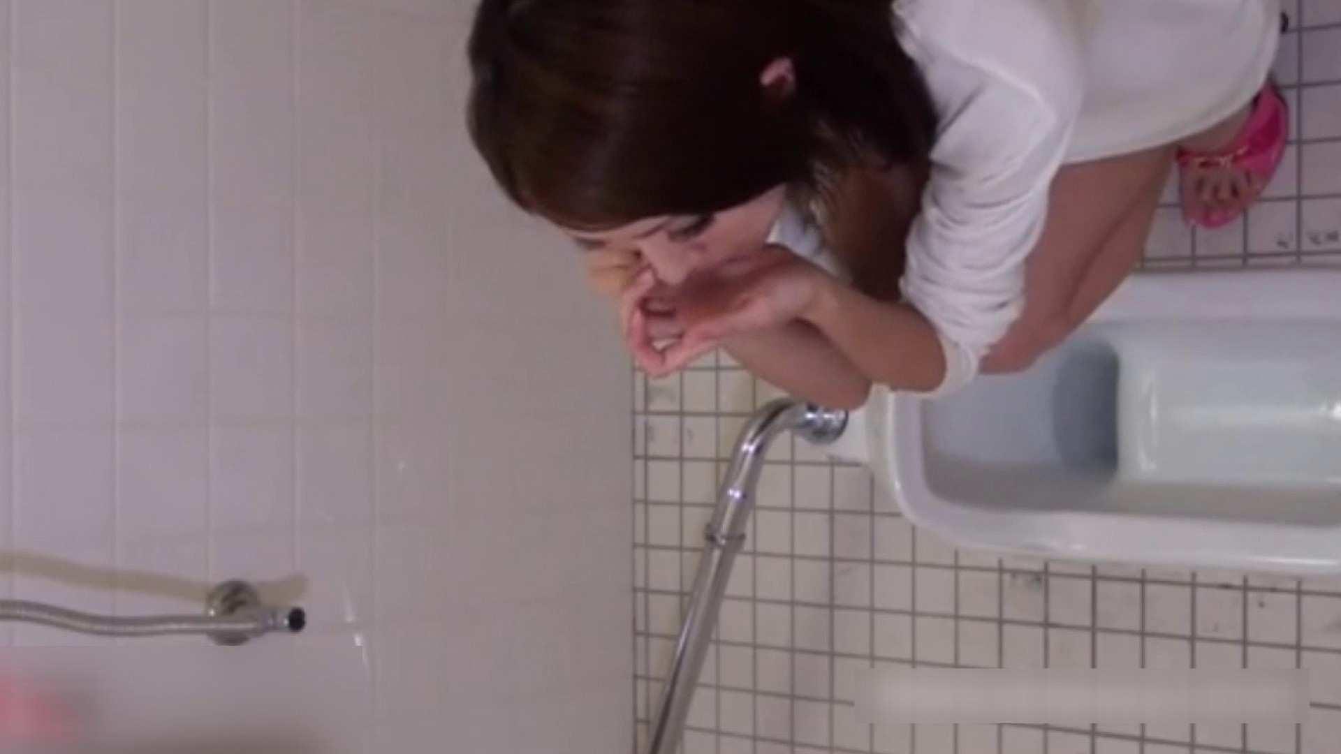 洗面所盗撮~隣の美人お姉さんVol.23 洗面所 ワレメ無修正動画無料 61連発 4
