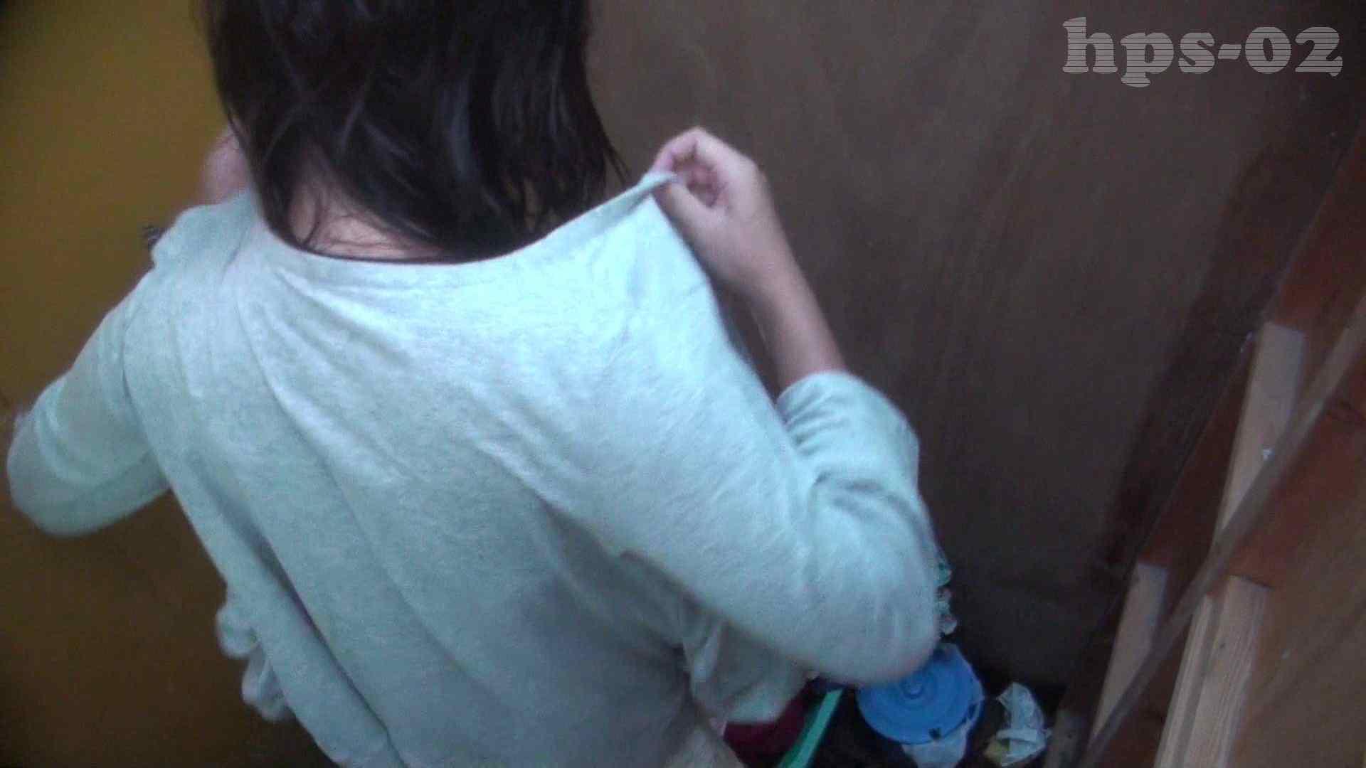 シャワールームは超!!危険な香りVol.2 カメラに目線をやるのですがまったく気が付きません。 美女OL セックス画像 40連発 8