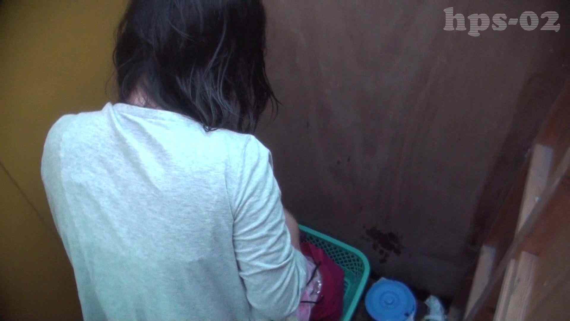 シャワールームは超!!危険な香りVol.2 カメラに目線をやるのですがまったく気が付きません。 美女OL セックス画像 40連発 11