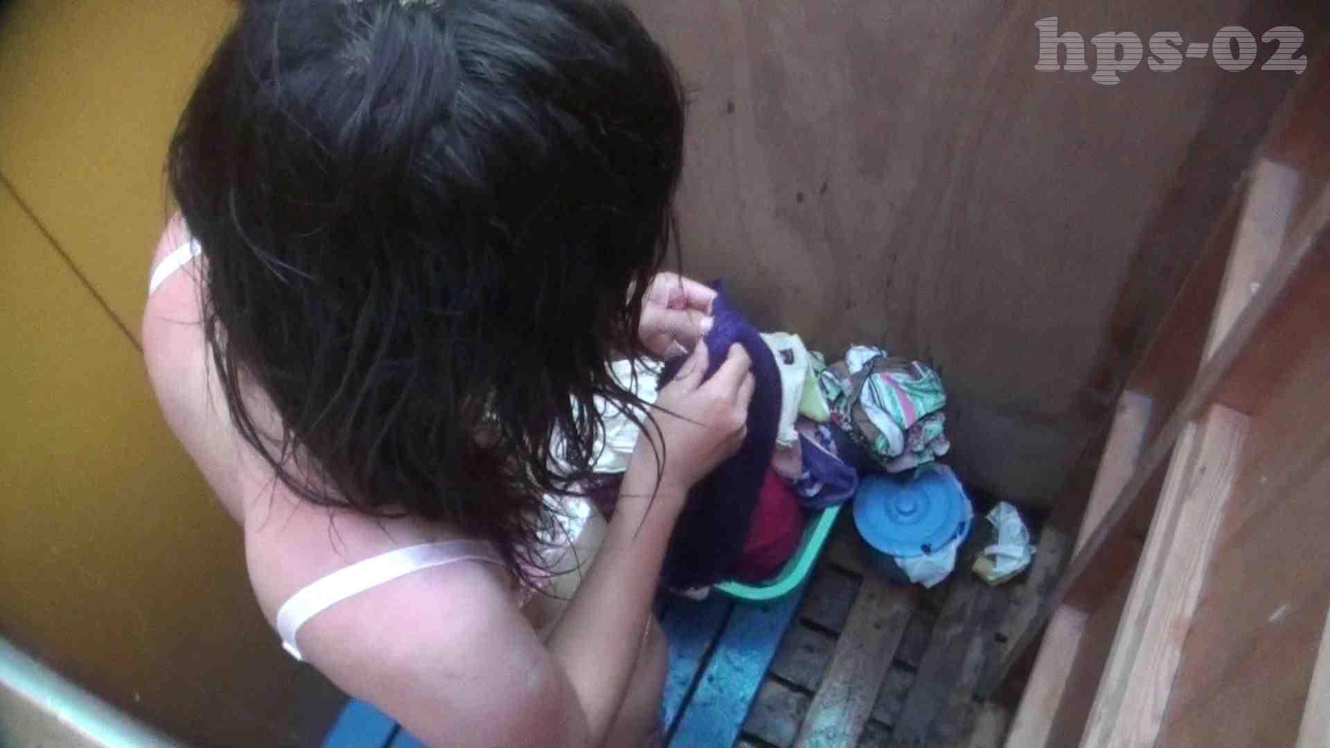 シャワールームは超!!危険な香りVol.2 カメラに目線をやるのですがまったく気が付きません。 高画質 | シャワー  40連発 34