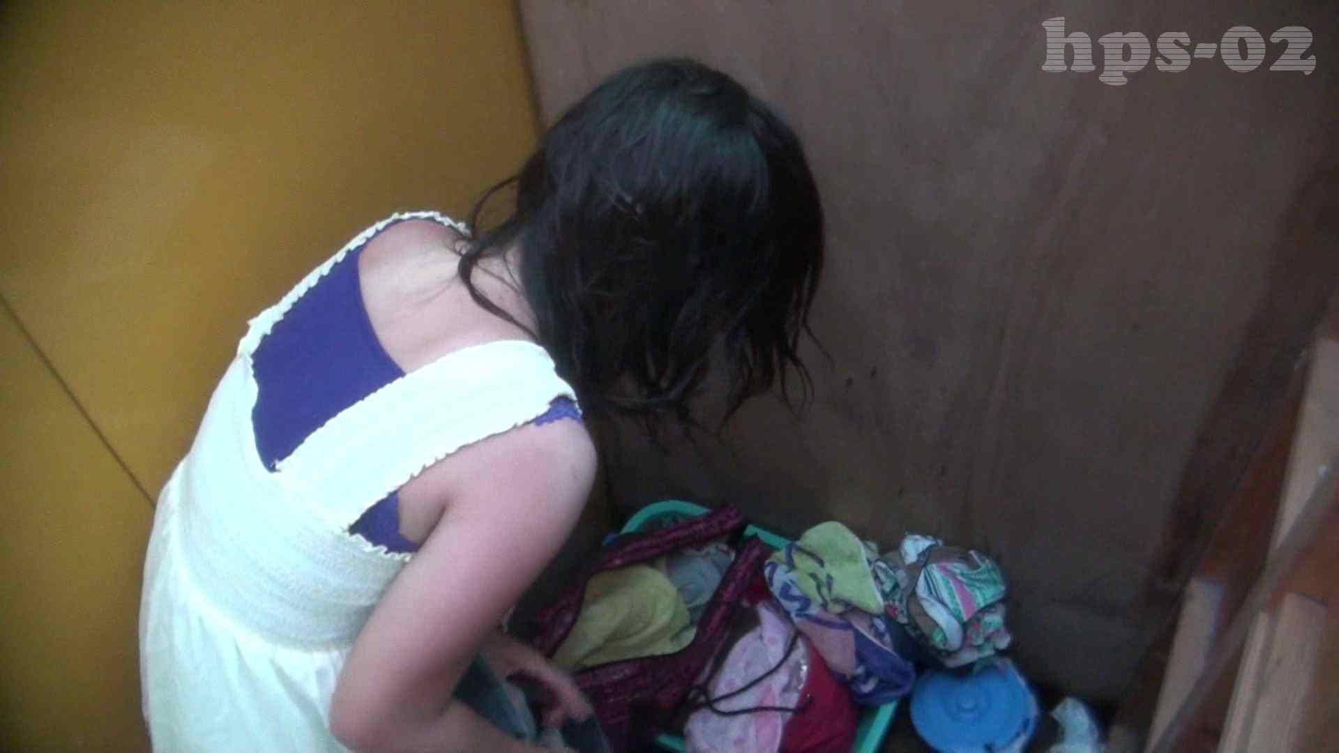 シャワールームは超!!危険な香りVol.2 カメラに目線をやるのですがまったく気が付きません。 高画質 | シャワー  40連発 40