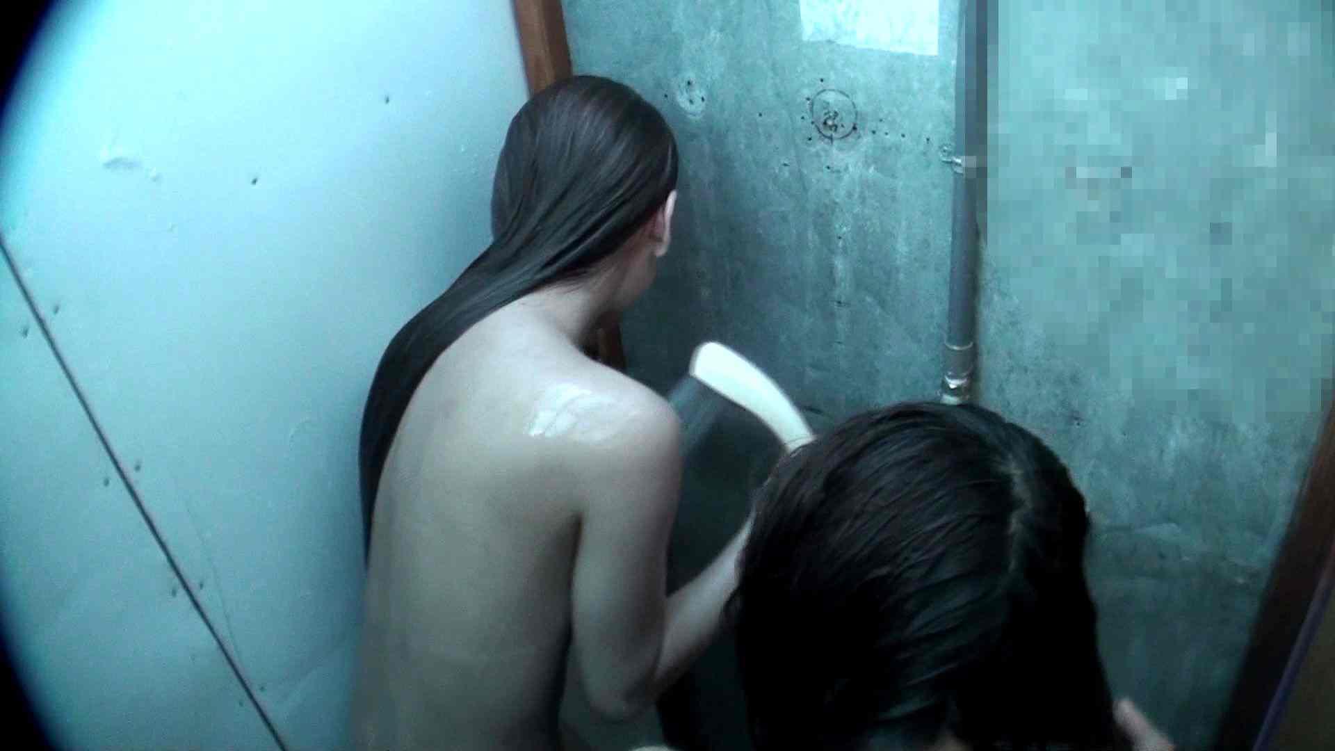 シャワールームは超!!危険な香りVol.8 マリンスポーツが似合いそうなスレンダーなお姉さん2人組 高画質 盗撮動画紹介 52連発 31