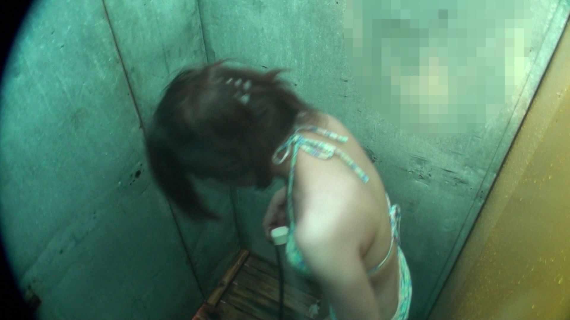 シャワールームは超!!危険な香りVol.15 残念ですが乳首未確認 マンコの砂は入念に マンコ映像 | 美女OL  63連発 1