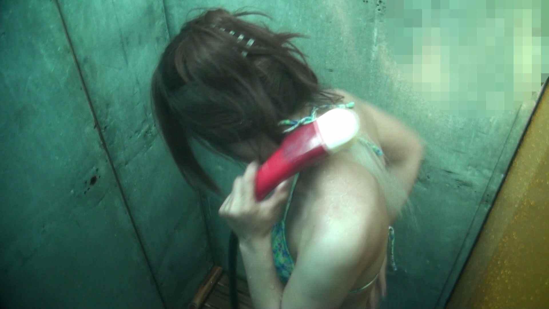 シャワールームは超!!危険な香りVol.15 残念ですが乳首未確認 マンコの砂は入念に シャワー 隠し撮りオマンコ動画紹介 63連発 18