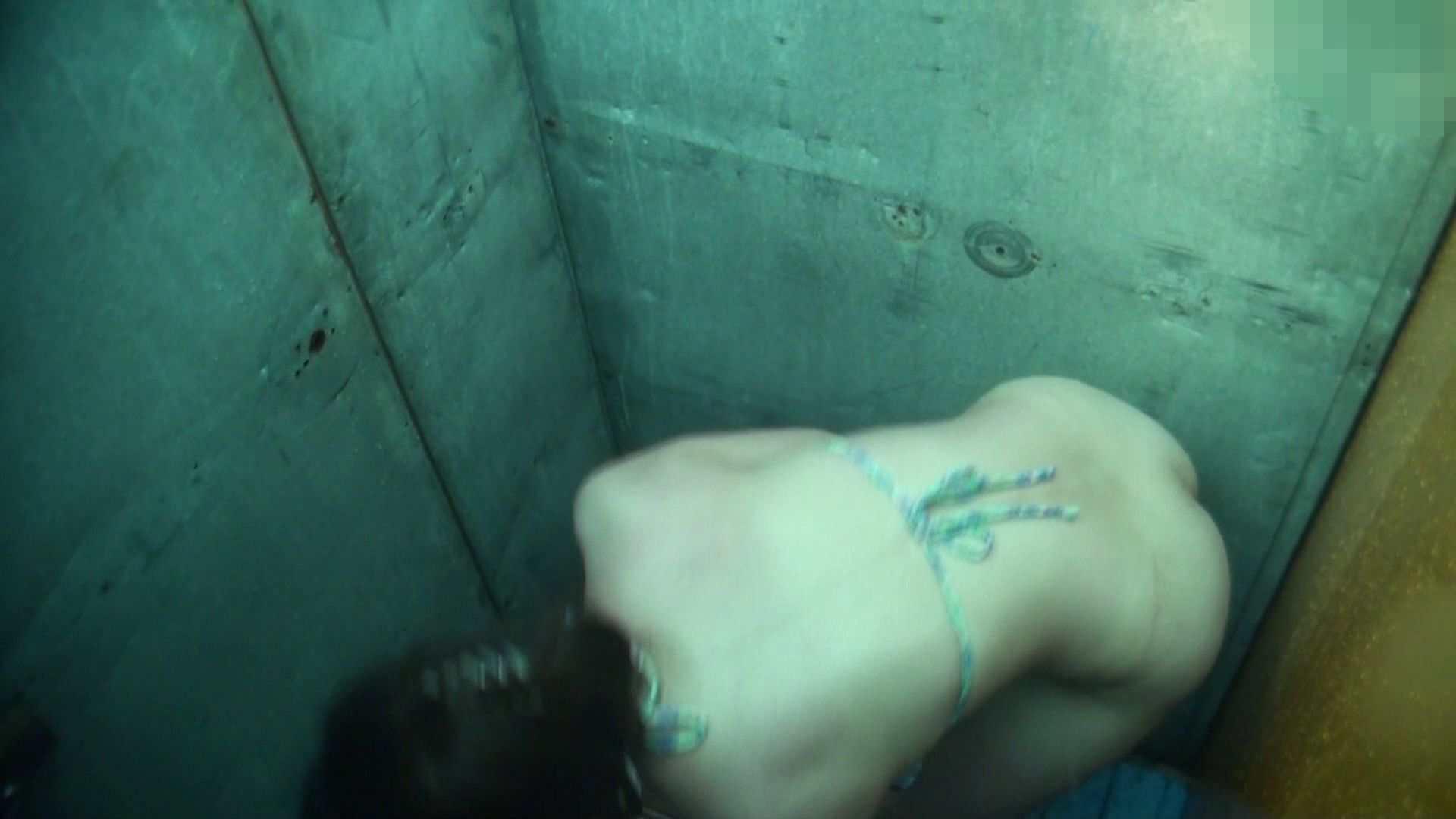 シャワールームは超!!危険な香りVol.15 残念ですが乳首未確認 マンコの砂は入念に マンコ映像 | 美女OL  63連発 41