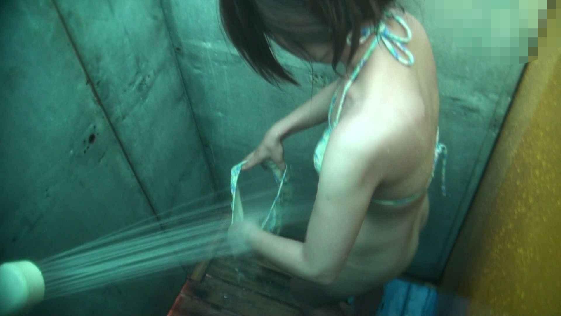シャワールームは超!!危険な香りVol.15 残念ですが乳首未確認 マンコの砂は入念に マンコ映像  63連発 45