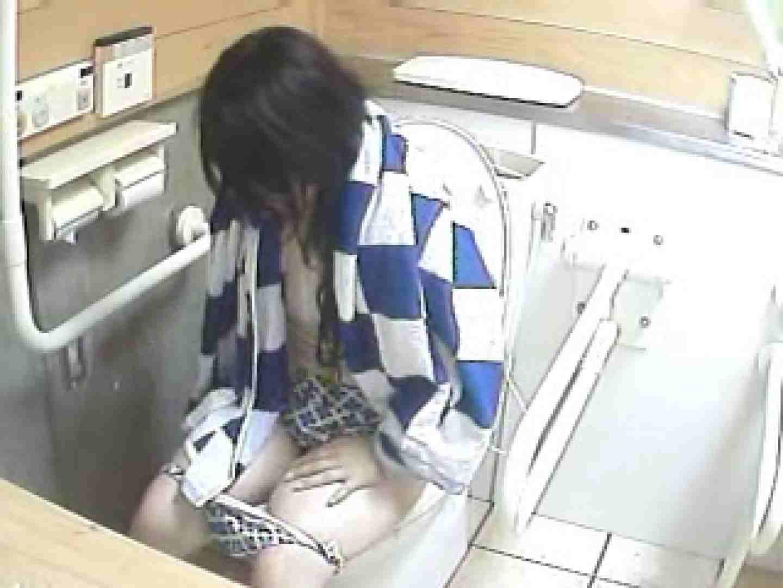 水着ギャル洋式洗面所 Vol.1 水着娘 アダルト動画キャプチャ 61連発 8