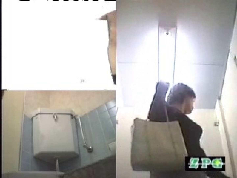 女子洗面所 便器に向かって放尿始めーっ AHSD-1 おまんこ娘 のぞき動画画像 88連発 81