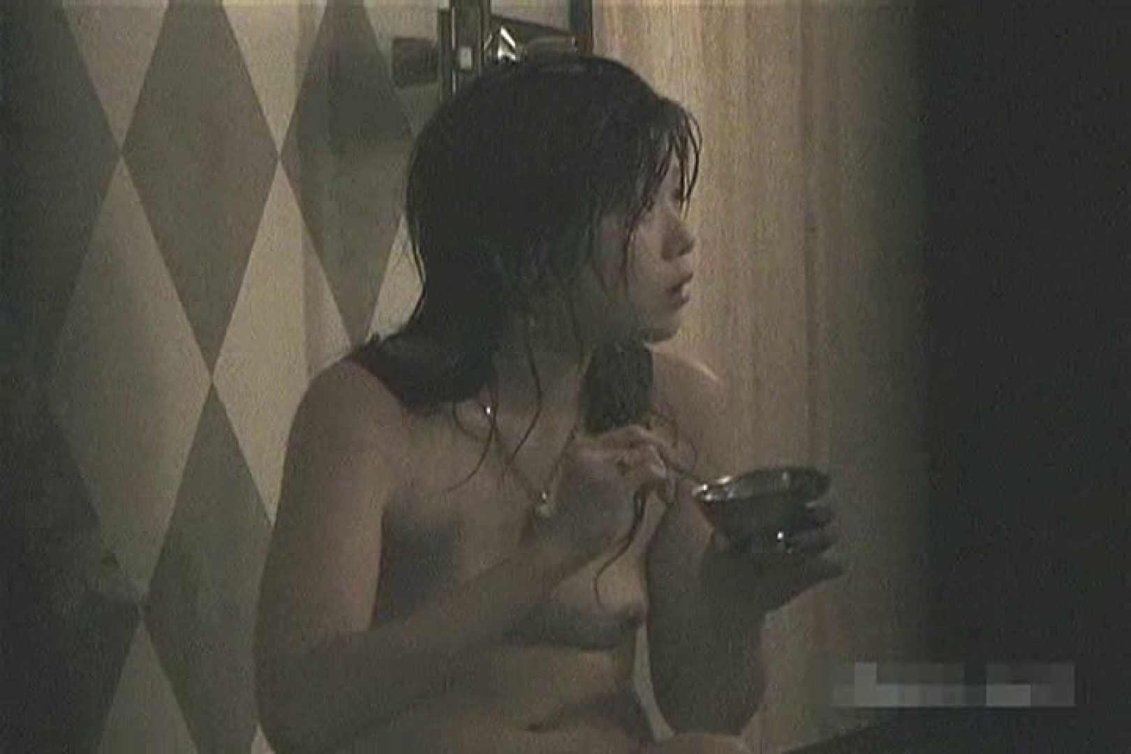 全裸で発情!!家族風呂の実態Vol.2 美女OL | 淫乱  107連発 1