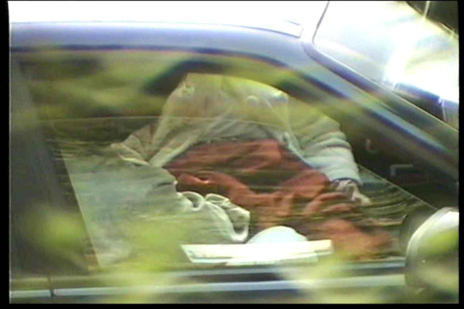 車の中はラブホテル 無修正版  Vol.12 赤外線 オメコ動画キャプチャ 109連発 37