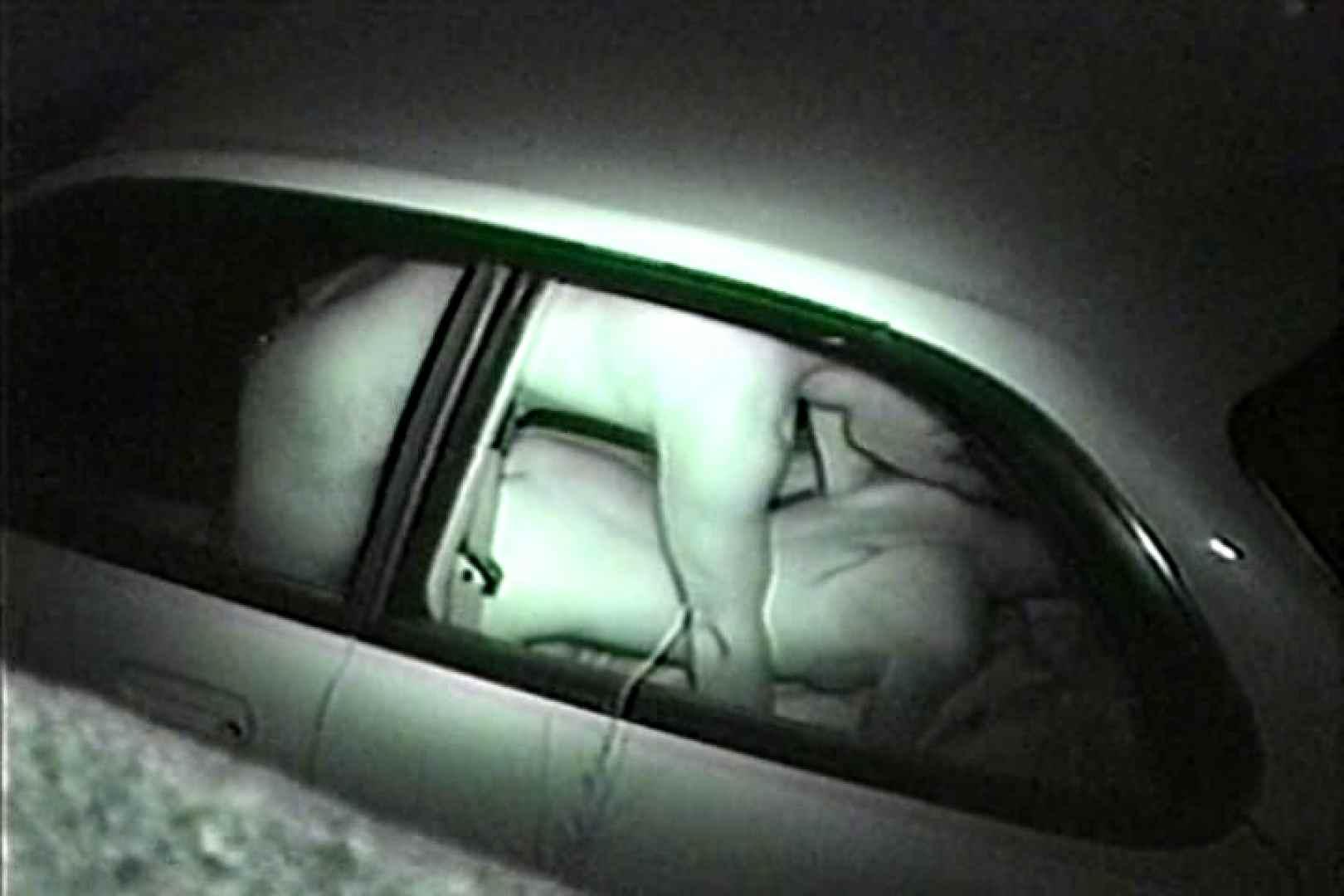 車の中はラブホテル 無修正版  Vol.7 感じるセックス のぞき動画画像 60連発 4