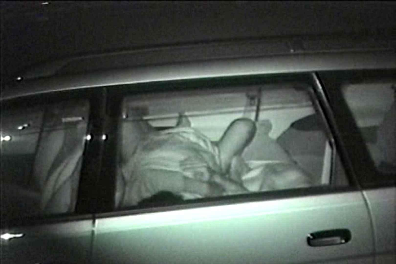 車の中はラブホテル 無修正版  Vol.7 感じるセックス のぞき動画画像 60連発 44