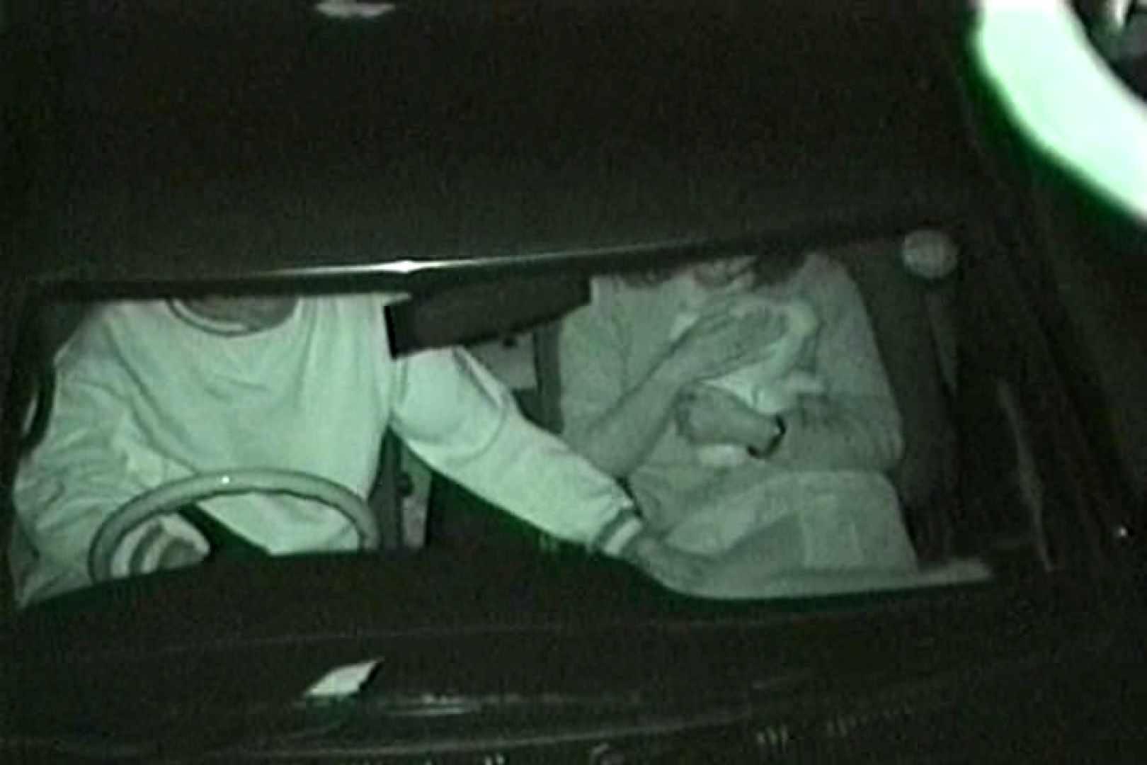 車の中はラブホテル 無修正版  Vol.8 望遠 われめAV動画紹介 68連発 45