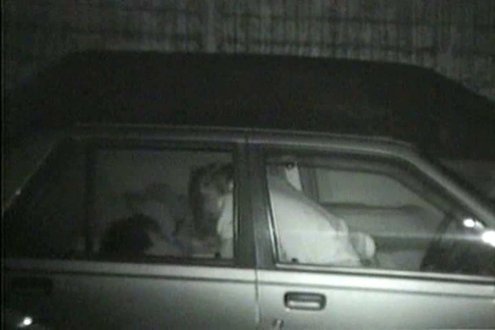 車の中はラブホテル 無修正版  Vol.10 美女OL ヌード画像 22連発 2