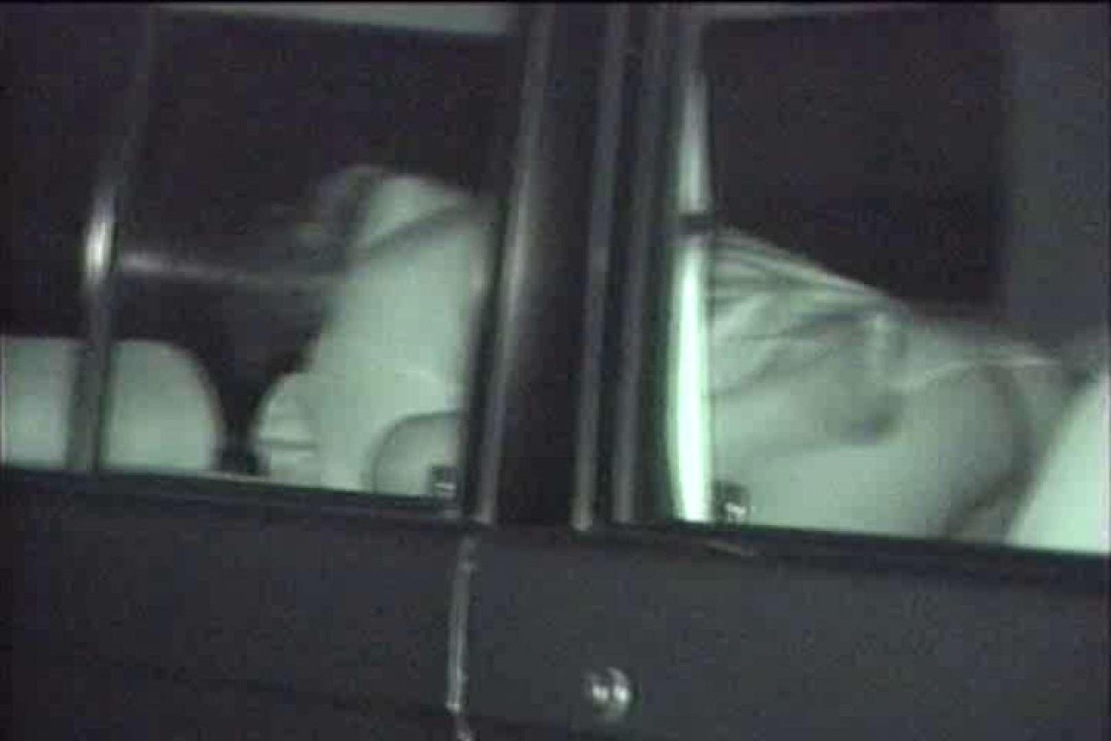 車の中はラブホテル 無修正版  Vol.16 望遠 ヌード画像 52連発 42