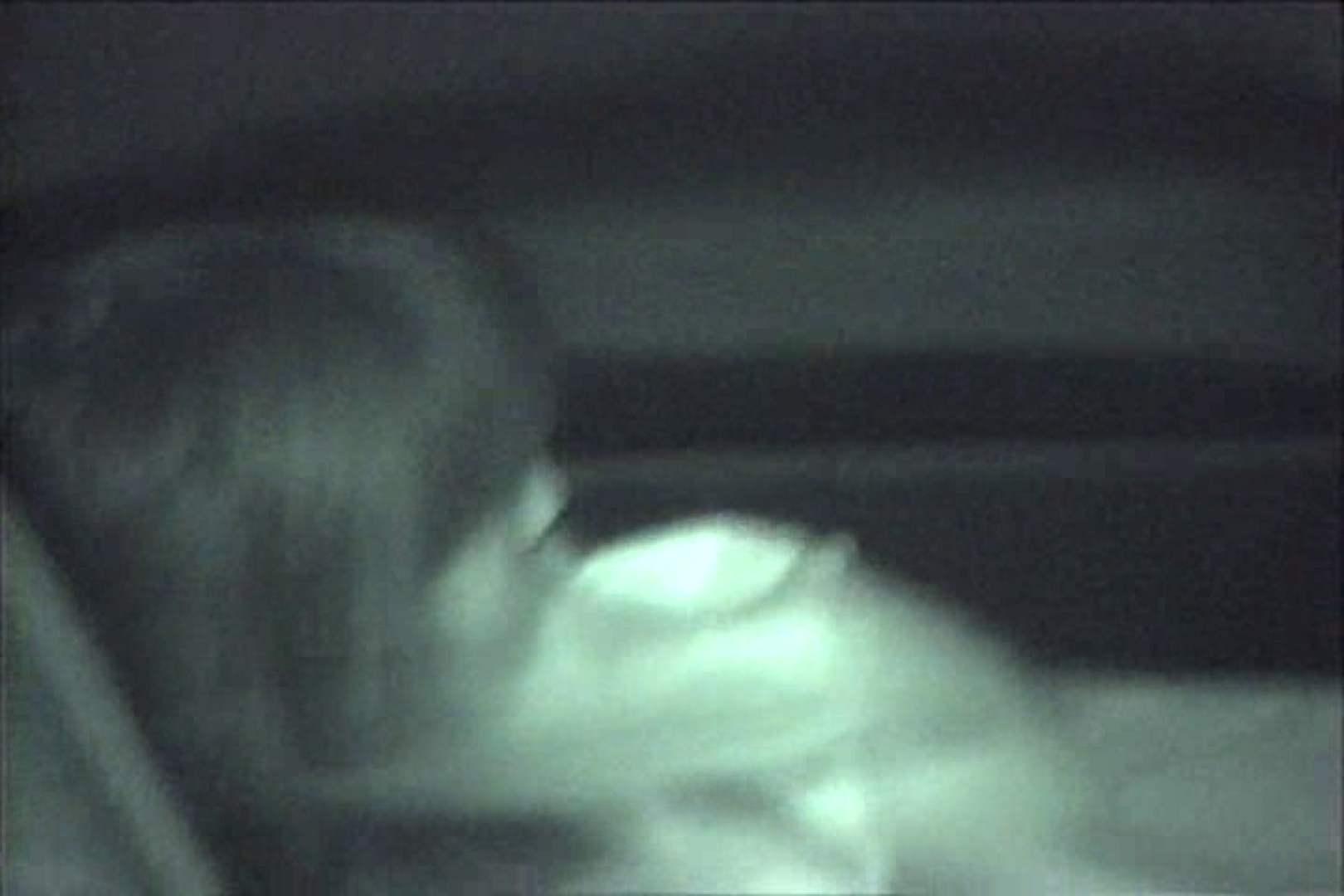 車の中はラブホテル 無修正版  Vol.17 ホテル   赤外線  104連発 103
