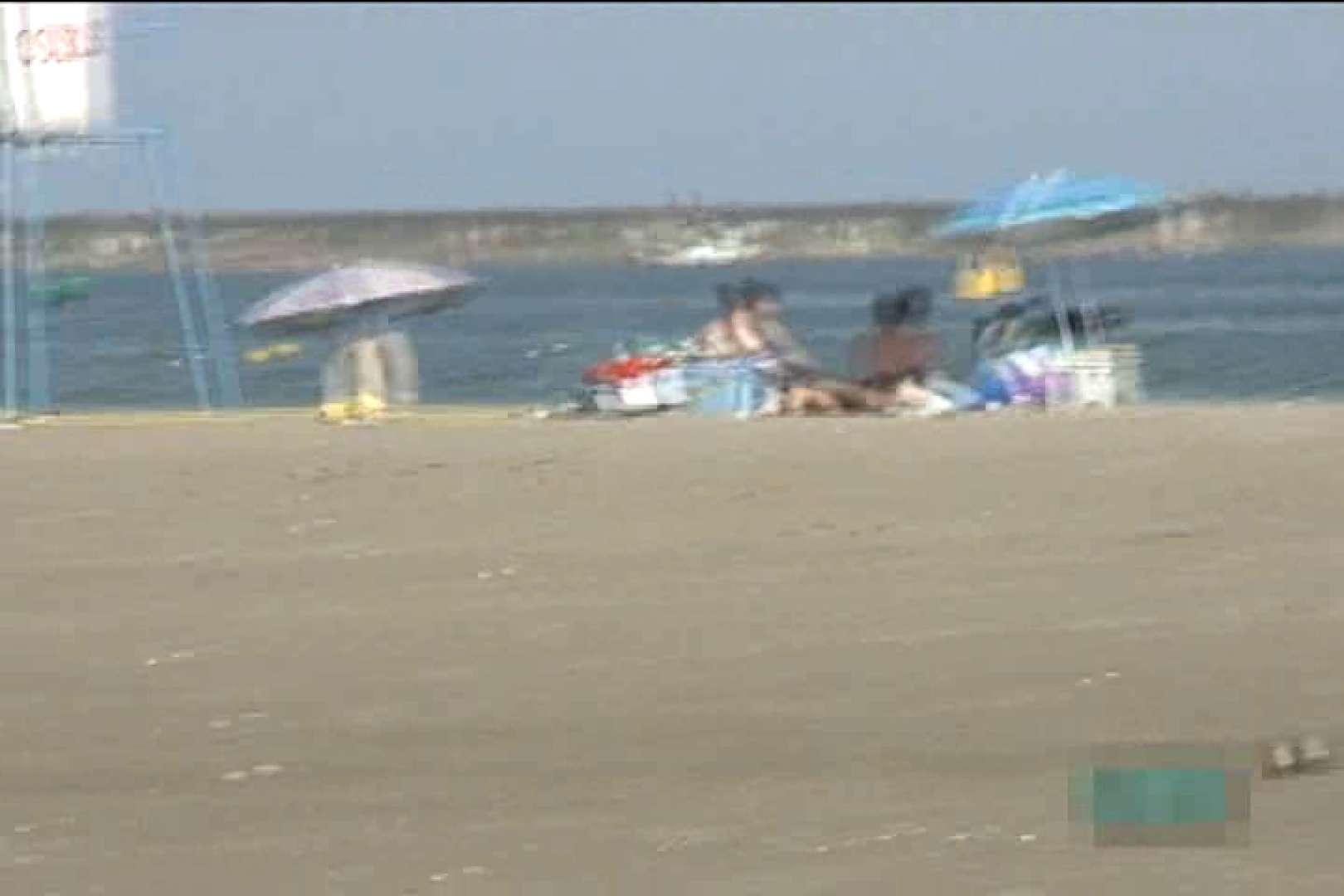 真夏のビーチは危険地帯Vol.3 水着娘 ワレメ無修正動画無料 79連発 19