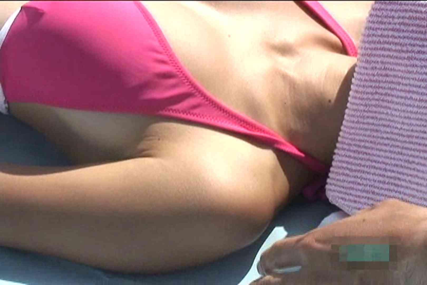 真夏のビーチは危険地帯Vol.3 ハプニング | 美女OL  79連発 61