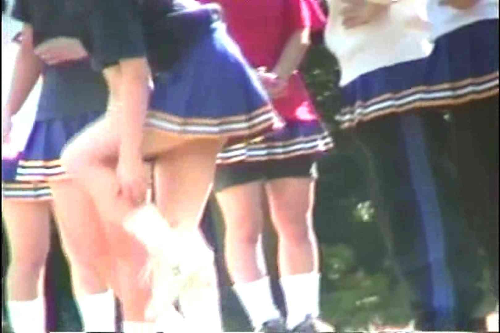 エロ動画:究極の盗撮 チア!着替え・公園覗きKM113:ピープフォックス(盗撮狐)