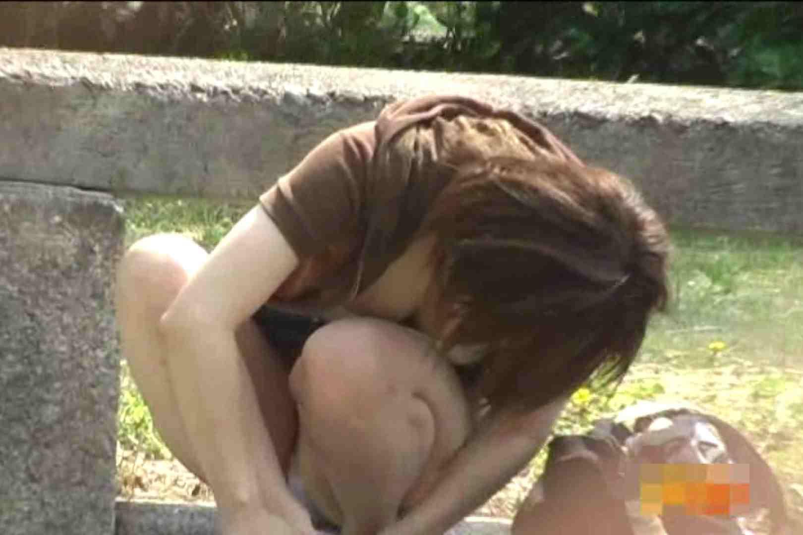大胆露出胸チラギャル大量発生中!!Vol.1 美女OL オマンコ動画キャプチャ 30連発 8