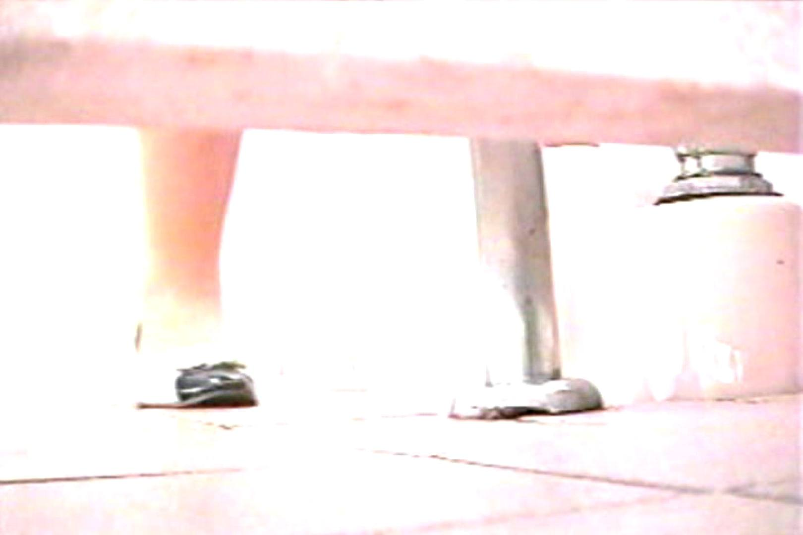 亀さんの秘蔵コレクションVol.3 マンコ映像 | 洗面所  91連発 41