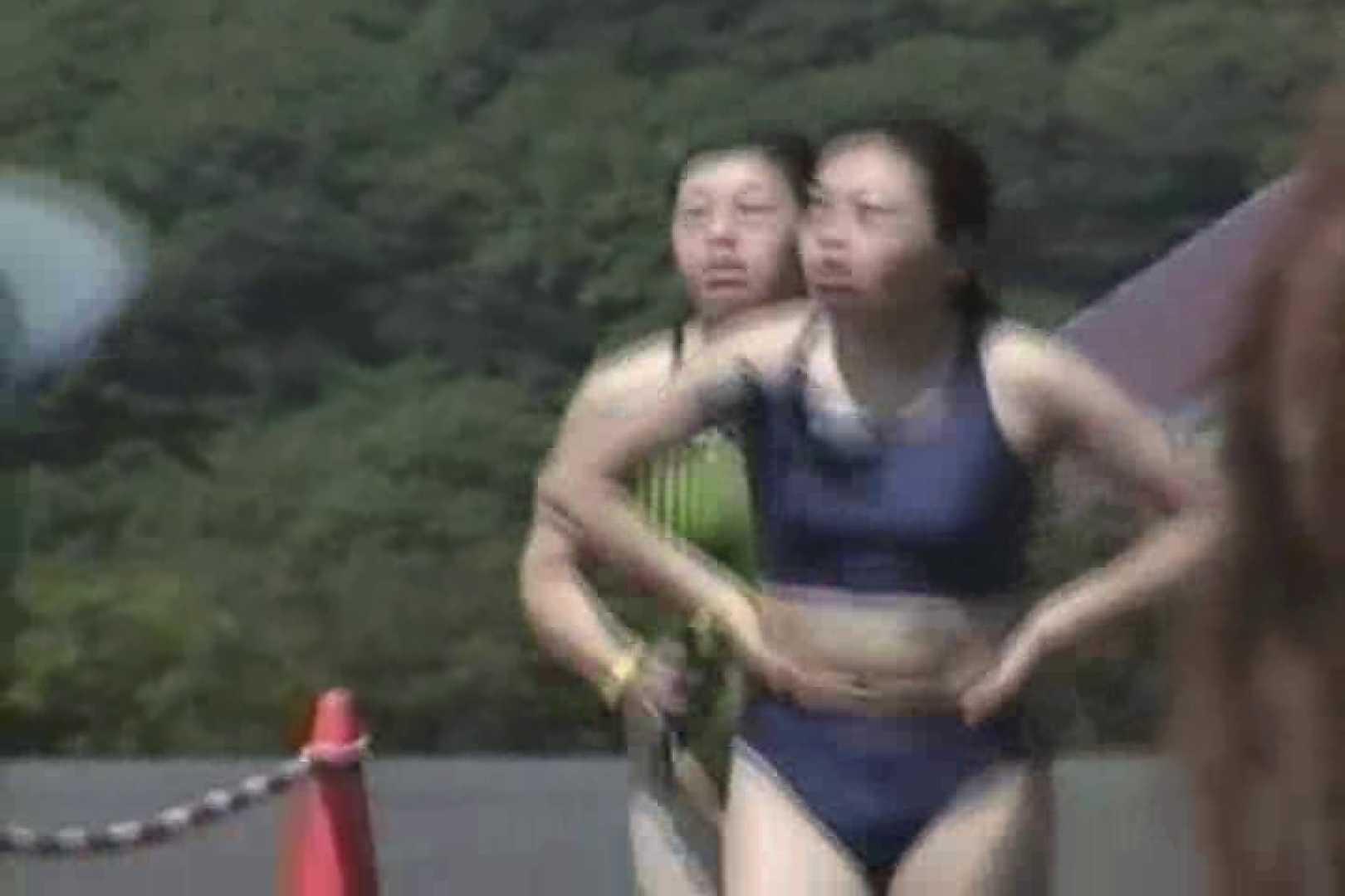 鉄人レース!!トライアスロンに挑む女性達!!Vol.6 美女OL  68連発 32