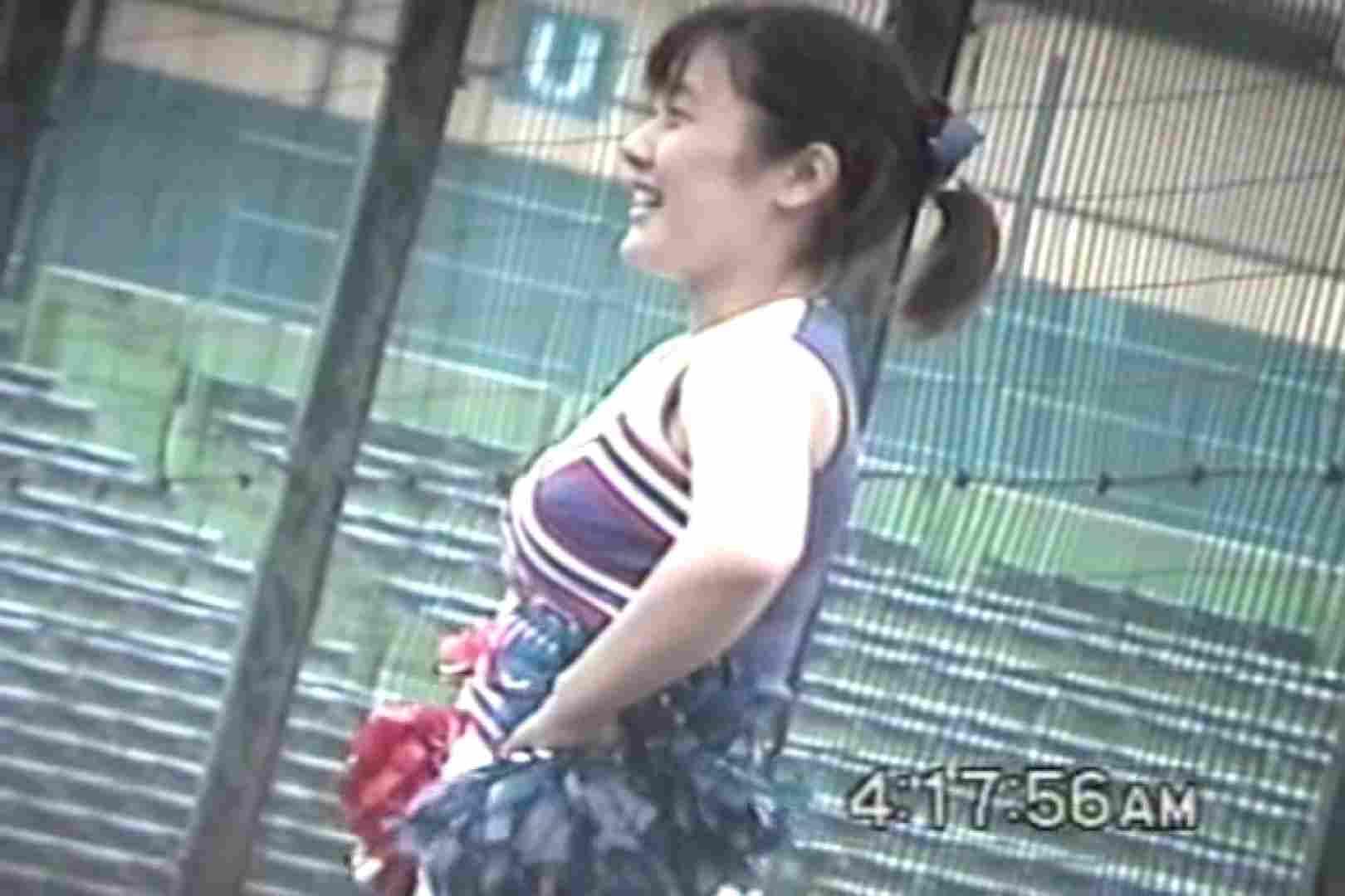 接写!!ザ・チアリーダー!!Vol.7 ナプキン | 美女OL  99連発 97
