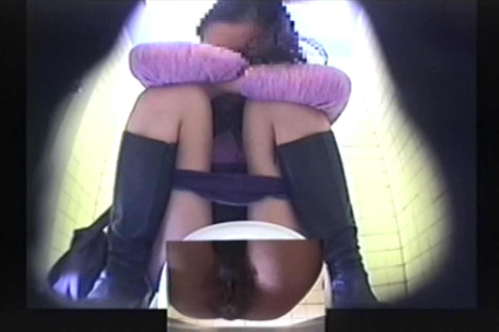 下半身シースルー洗面所Vol.8 洗面所 セックス画像 50連発 19