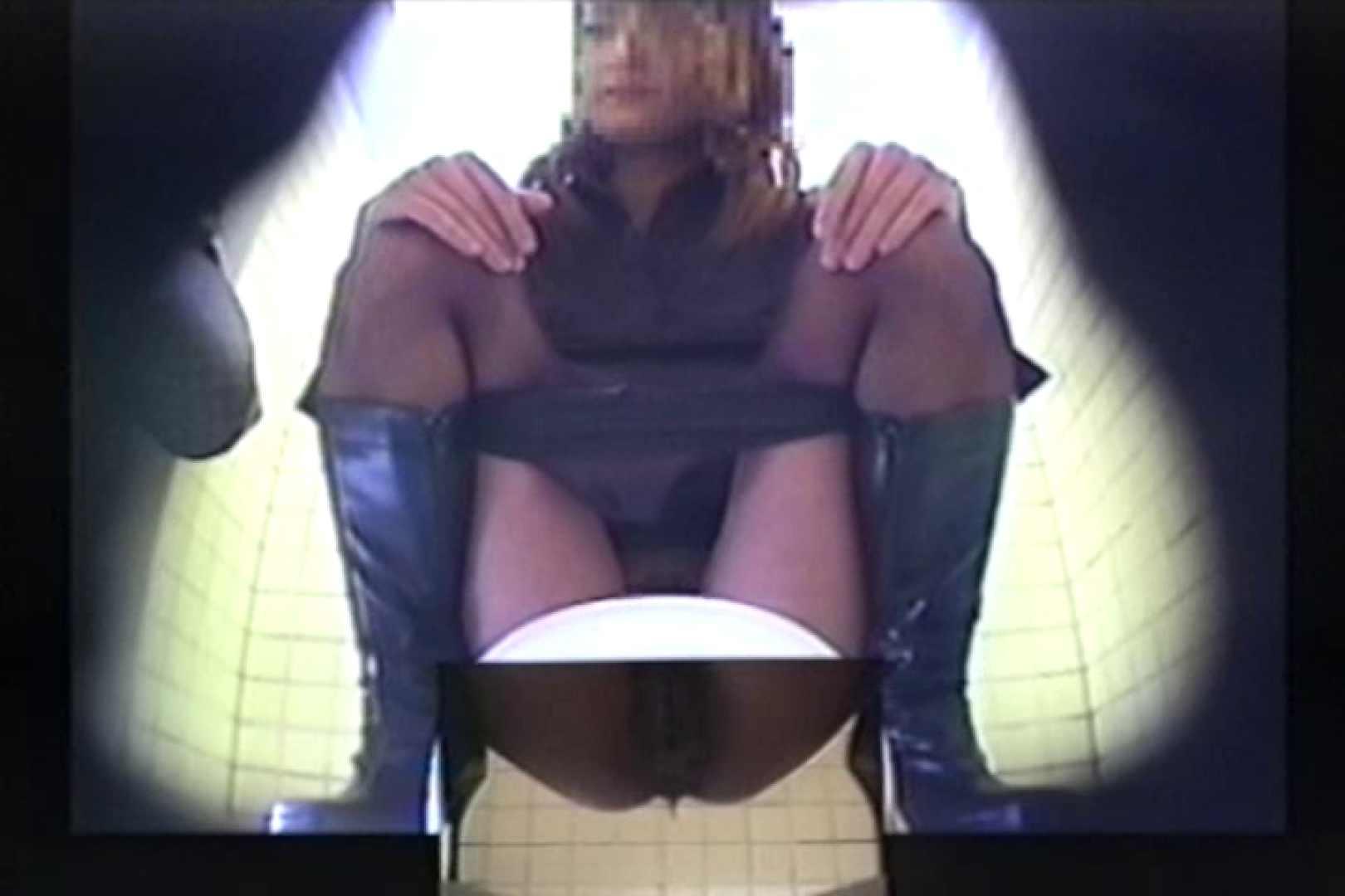 下半身シースルー洗面所Vol.8 洗面所 セックス画像 50連発 23