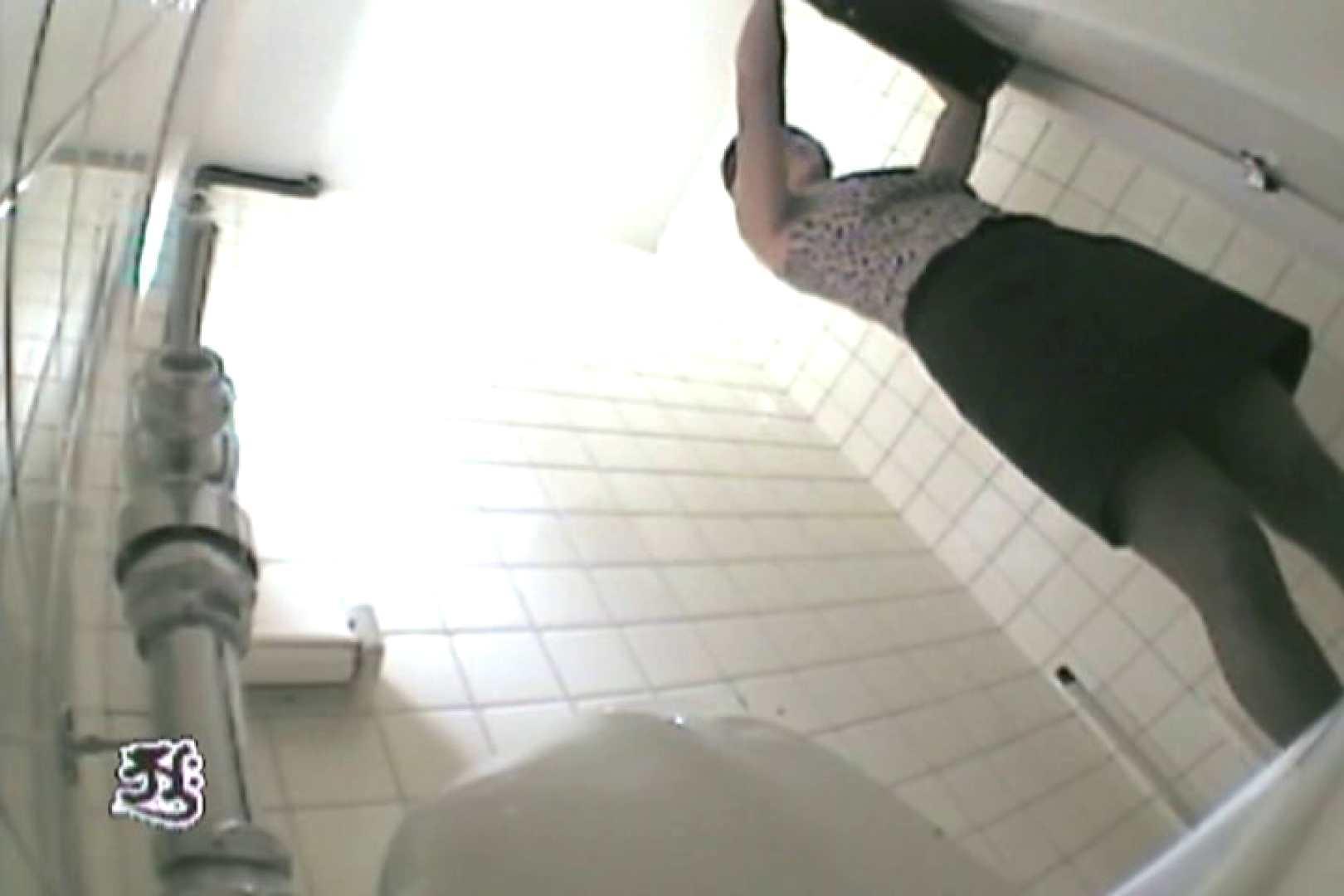 美尻 和式女子洗面所 AIJD1 洗面所 隠し撮りオマンコ動画紹介 65連発 29